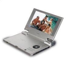 """8"""" Diagonal Widescreen DivX® Home Theater Certified Portable DVD Player"""