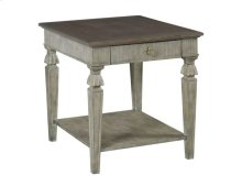 Aurora Rectangular End Table