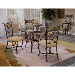Hillsdale FurniturePompei 5pc Dining Set