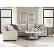 Connor Sectional Right Arm Sofa Left Arm Corner
