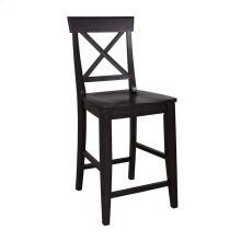 X Back Counter Chair (RTA)