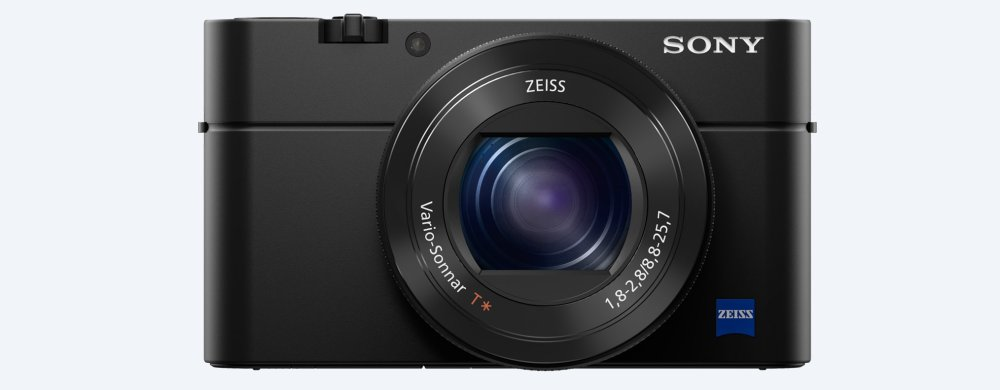RX100 IV - The Speed Master with memory-attached 1.0-type stacked CMOS sensor