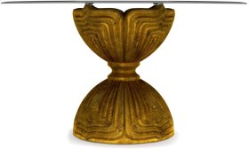 Shangri-La Gilded Dining Table Base