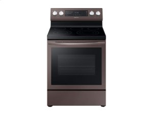 5.9 cu. ft. True Convection Freestanding Electric Range in Tuscan Stainless Steel Product Image