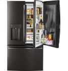 GE® 27.8 Cu. Ft. French-Door Refrigerator with Door In Door Product Image