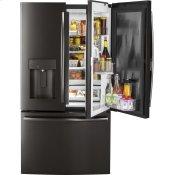 ®27.7 Cu. Ft. French-Door Refrigerator with Door In Door