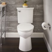 VorMax Plus HET Elongated Toilet  American Standard - White
