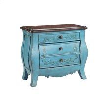 Frida Mini Jewlery Box In Turquoise