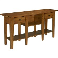 Attic Heirlooms Sofa Table