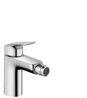 Chrome Logis Single-Hole Bidet Faucet