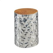 Chromium Side Table Product Image