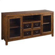 Mercantile Entertainment Console Table Product Image