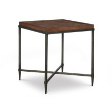 Papyrus End Table