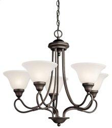 Stafford 5 Light Chandelier Olde Bronze®