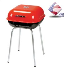 3335 Sizzler Supreme Smoker RED