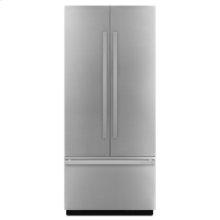 "NOIR 36"" Fully Integrated Built-In French Door Refrigerator Panel-Kit"