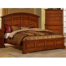 Pennsylvania Country Panel Bed 6/6 King