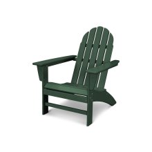 Green Vineyard Adirondack Chair