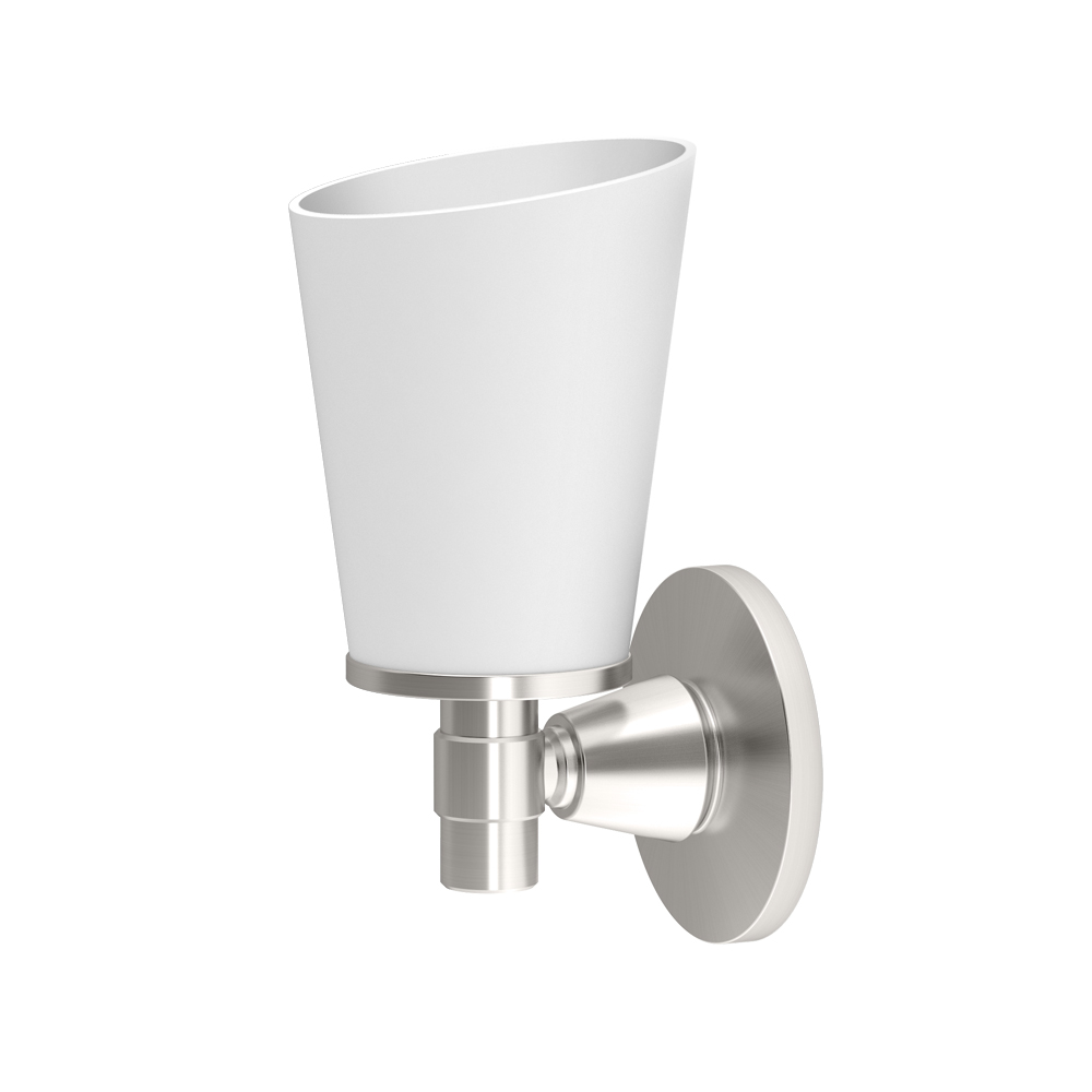 Max Lighting Sconces in Satin Nickel