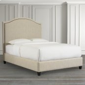Custom Uph Beds Westbury Twin Rectangular Bed