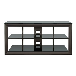 Bell'oVersatile Dark Pewter Finish Audio/Video Furniture