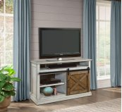 "55"" TV Console With Sliding Door"