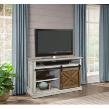 """55"""" TV Console With Sliding Door"""