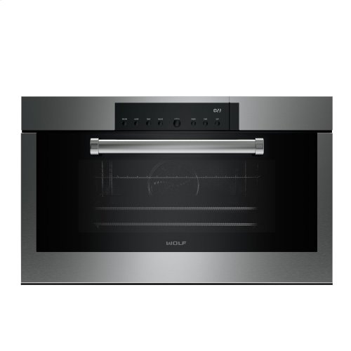 "30"" E Series Professional Convection Steam Oven- Out of Carton"