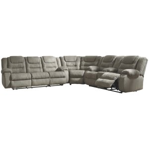 AshleySIGNATURE DESIGN BY ASHLEYMccade 3-piece Reclining Sectional