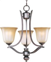 Madera 3-Light Chandelier