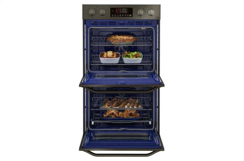 LG STUDIO 4.7 cu. ft. Smart wi-fi Enabled Double Built-In Wall Oven