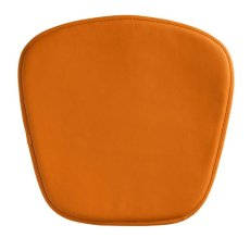 Wire/mesh Chair Cushion Orange Product Image