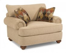 Patterson Fabric Chair without Nailhead Trim
