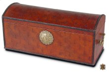 Baron's Leather Box, Oxblood