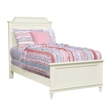 Clementine Court Frosting Twin Panel Bed