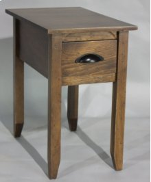 """#584 Canyon End Table 15""""wx24""""dx25""""h"""