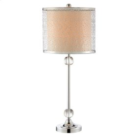 Amaryllis Table Lamp