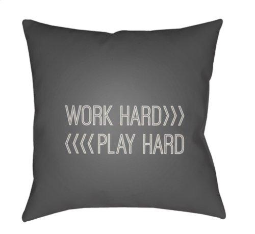 "Work Play QTE-028 18"" x 18"""
