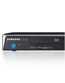Hi-Definition conversion DVD player