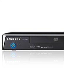 Hi-Definition conversion DVD player