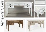 Artisan's Craft 5-drawer Desk - Dakota Oak Product Image