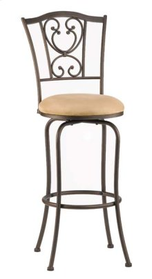 Concord Swivel Counter Stool