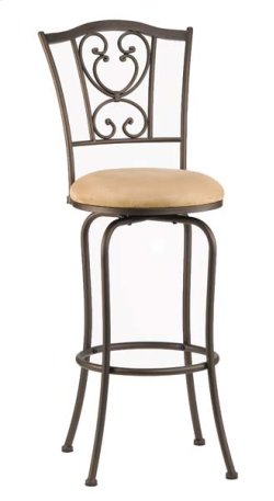 Concord Swivel Counter Stool Product Image