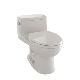 Eco Supreme® One-Piece Toilet, 1.28 GPF, Elongated Bowl - Bone