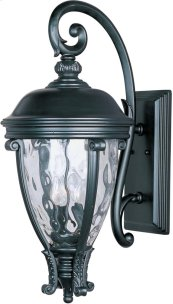 Camden VX 3-Light Outdoor Wall Lantern