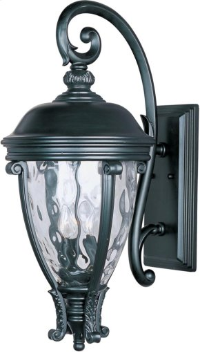 Camden VX 3-Light Outdoor Wall Lantern