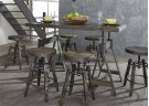 Adjustable Height Rectangular Table Product Image