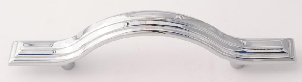 Geometric Pull A1510-3 - Polished Chrome