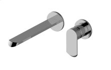 Phase Wall-Mounted Lavatory Faucet w/Single Handle