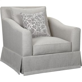 Regina Chair and a Half With Border